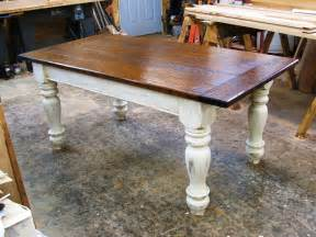 Farmers Kitchen Table Farmers Tables For Kitchen Custom Oak Wood Farmhouse Table By Hawley S Woodworking