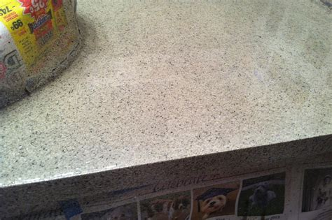 Spray Countertops by Diy Why Spend More Effects Spray Paint On Countertops