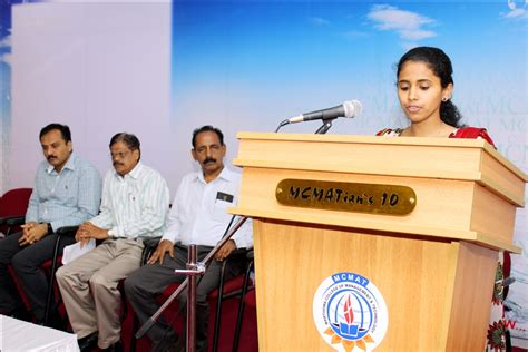 Marthoma Mba College Kakkanad by Marthoma Colleges Top Mba Colleges Orientation Programme
