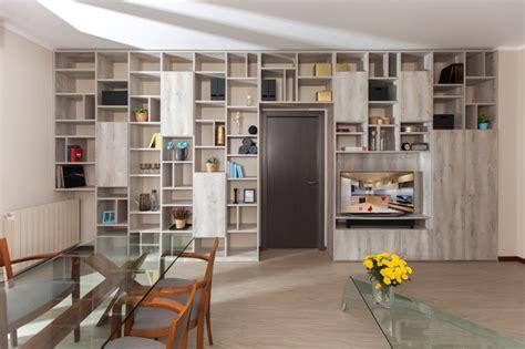 mobili a ponte per soggiorno arredo open space e libreria quot a ponte quot contemporaneo