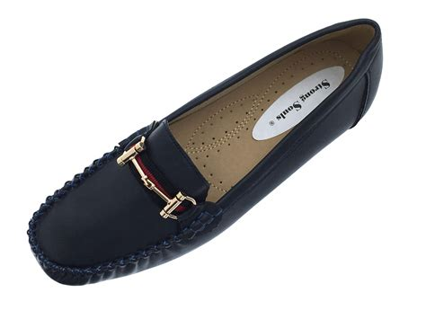 comfortable womens loafers womens faux leather driving comfort shoes moccasins