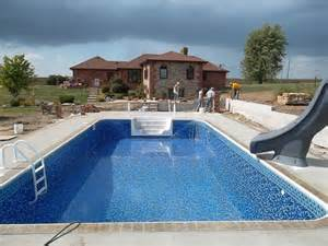 in ground pools inground pool builders