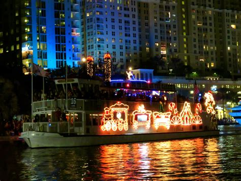 winterfest boat parade route winterfest boat parade celebrating the holidays south