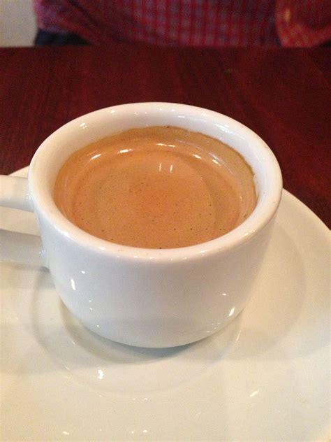 espresso coffee cuban espresso
