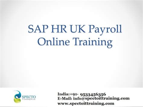 Sap Courses For Mba Hr by My By Snež Simić