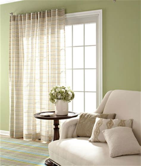 Window Treatments For Sliding Glass Doors Sliding Door Window Treatment Ideas