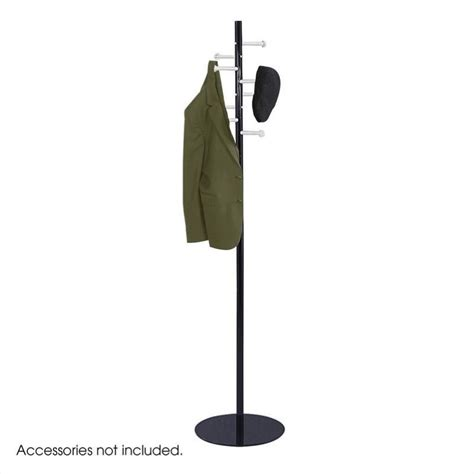Standing Coat Rack by Spiral Nail Standing Coat Rack 4191nc