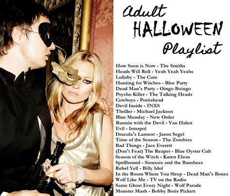 adult halloween party adult halloween party playlist always erin