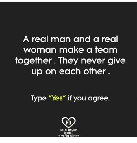 A Real Woman Meme - a real man and a real woman make a team together they