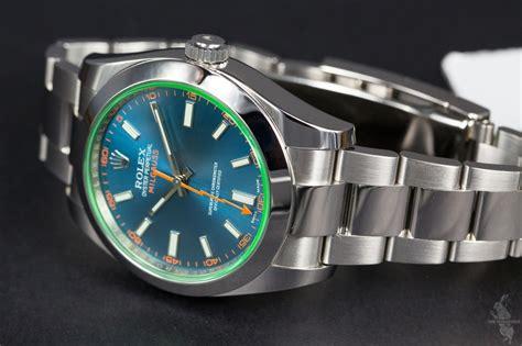 Ultimate Replica Rolex Milgauss Blue Electric rolex milgauss blue 116400gv the horophile