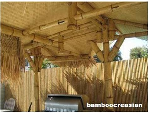 Tiki Hut Kits For Sale Quality Bamboo And Asian Thatch 12 14 Complete Tiki Bar