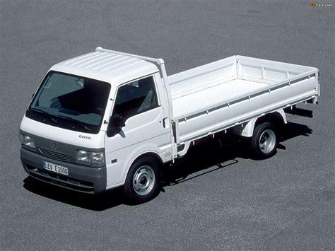 mazda e2000i truck mazda e2000 1989 2001 wallpapers 1600x1200