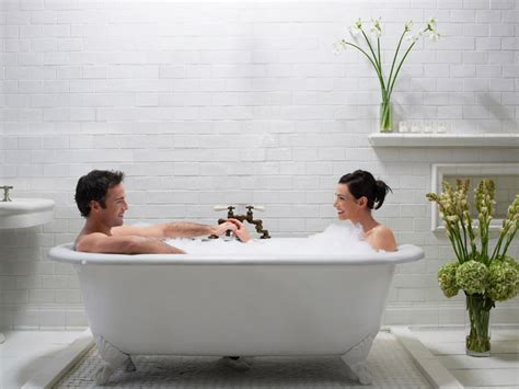 bathtub naked at home date night ideas things to do as a couple at home