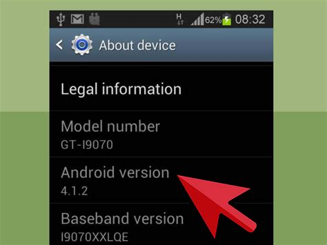 check my android how to check what of android phone you 9 steps