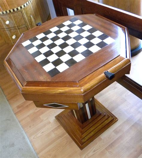 chess checkers backgammon table deco table chess checkers backgammon small