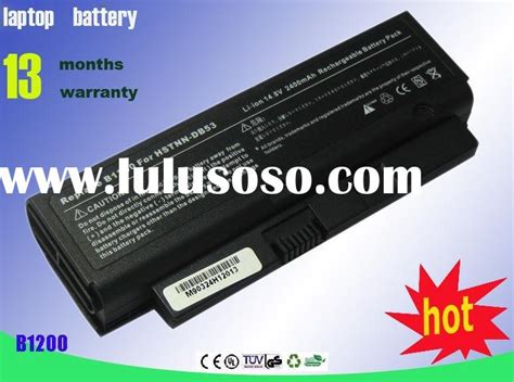 Battery Nb Hp 510 4 Cell laptop battery for hp compaq nx6120 laptop battery for hp