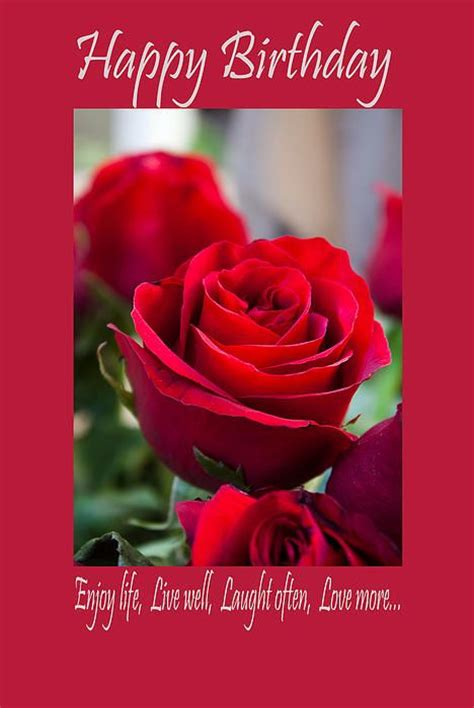 Roses Are Ecard