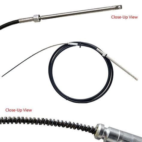 boat steering cable types teleflex 17 ft sierra sscx6417 xtreme boat steering cable