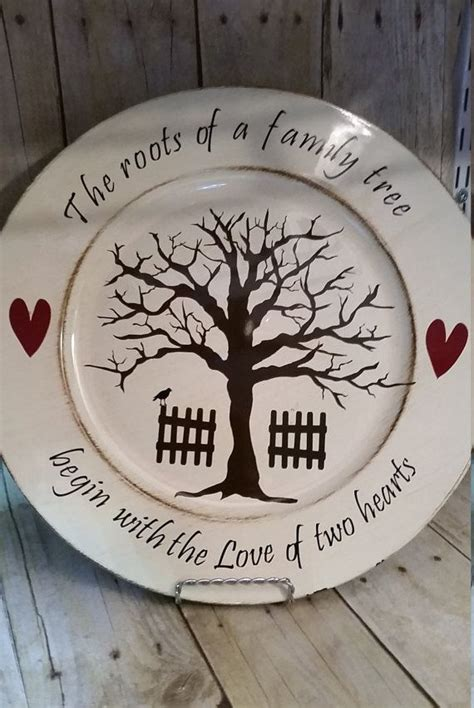 decorative charger plates ideas best 25 charger plate crafts ideas on paint