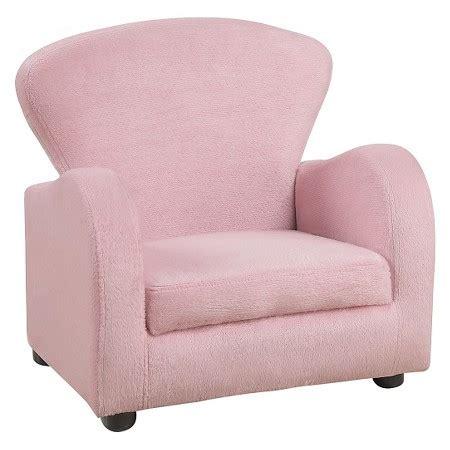 kid s sofa chair fuzzy pink fabric monarch specialties