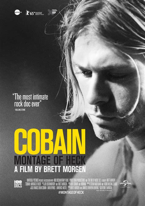 Film Dokumenter Kurt Cobain Montage Of Heck | kurt cobain montage of heck review documentary features