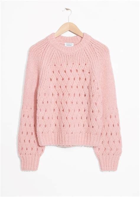 zig zag cardigan pattern zig zag eyelet sweater endource