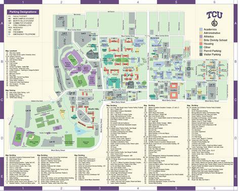 tcu map pics for gt tcu cus map