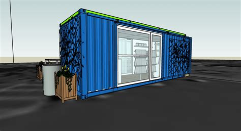 container store cargotecture retail pop up store shipping containers for