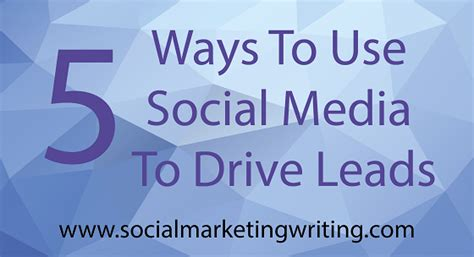 how to crush social media in only 2 minutes a day instagram kred goodreads linkedin books 5 ways to use social media to drive leads