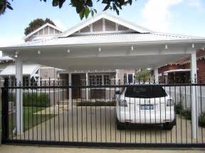 Single Carport Designs Showcase Carport Constructions