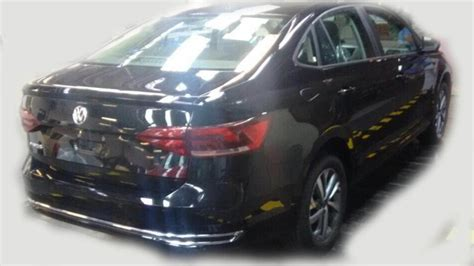 volkswagen sedan 2018 2018 volkswagen virtus photographed undisguised will