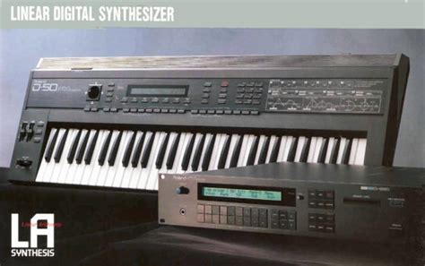 Keyboard Roland D50 roland d50 sounds manuals patches cult of d50 news