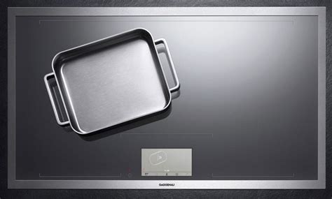 gaggenau cx   full surface induction cooktop