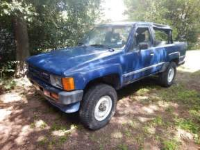 1986 Toyota 4runner Parts 1986 Toyota 4runner No Reserve For Sale Photos
