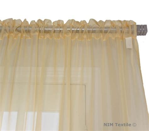sheer peach curtains peach sheer voile curtains