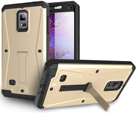 Samsung Galaxy S4 Rugged Armor Cover Casing Stand Bumper Kesing rugged armor tank stand within screen guard cover for