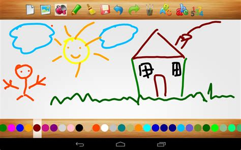 finger painting write abc 123 android apps on play