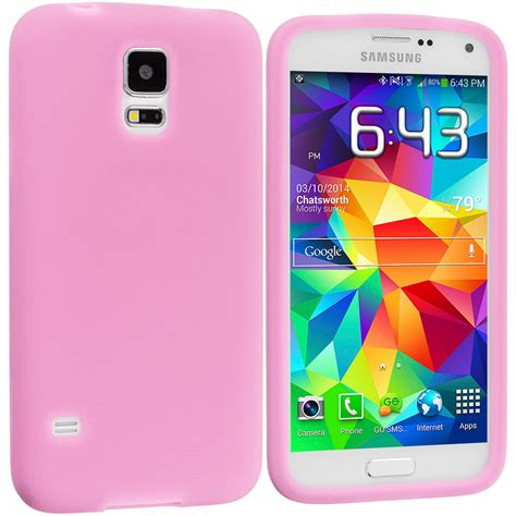 Best Seller Casing Slim Silicone Samsung Galaxy Note 5 for samsung galaxy s5 sv silicone soft rubber skin color cover accessory ebay