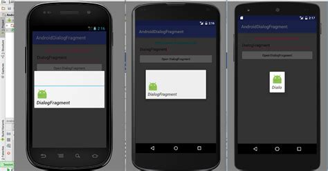 work of layoutinflater in android android er dialogfragment exle something wrong on
