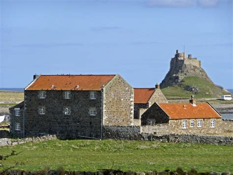 Cottages On Holy Island by File Cottages Holy Island Northumberland Geograph Org