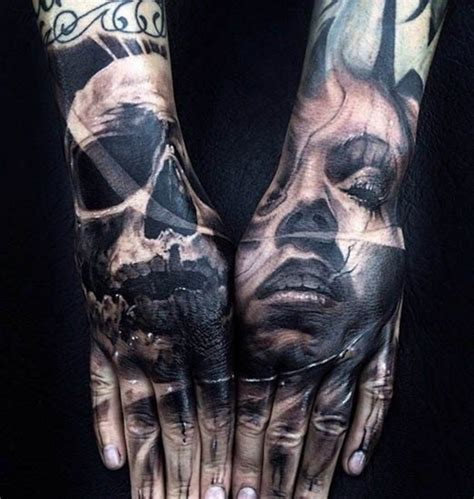 tattoo full hand 3d 70 portrait tattoos done by talented artists