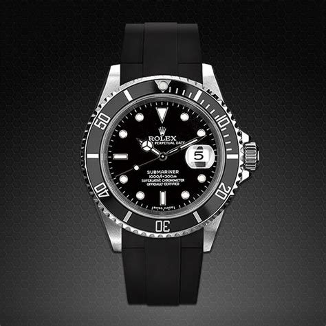 Rubber B For Rolex Submariner for rolex submariner classic series rubber b
