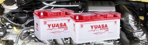 Yuasa Aki Din 55559 baterai mobil
