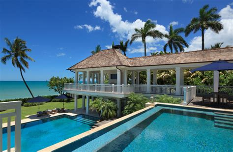 naples beachfront custom residence style pool