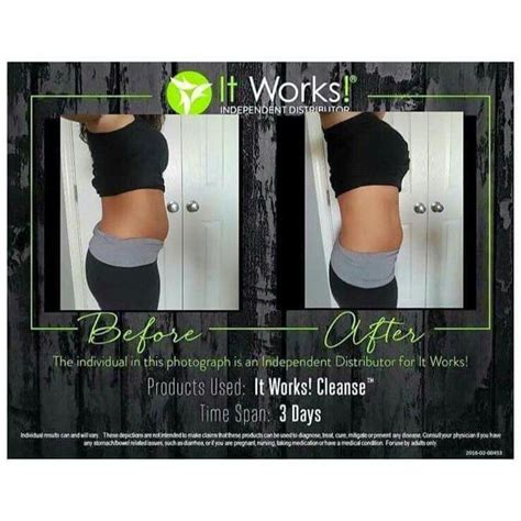 It Works Detox Challenge by 25 Best Ideas About Itworks Cleanse On It