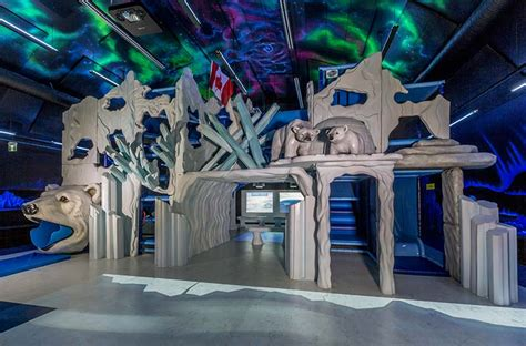 themed indoor commercial playgrounds
