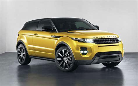 land rover evoque black range rover evoque debuts new black design pack new color