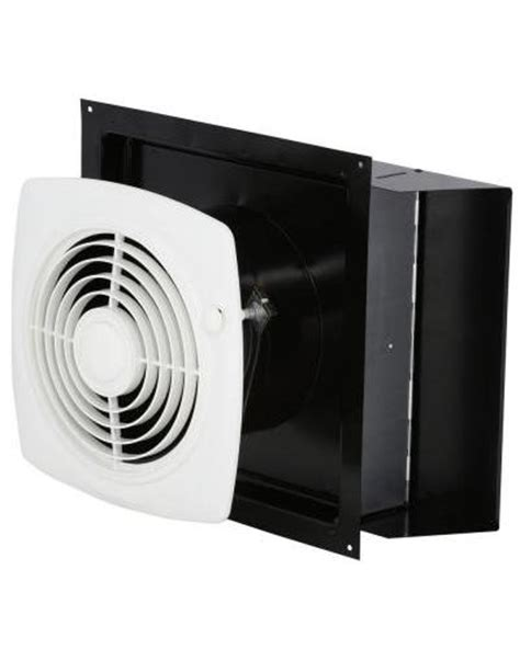broan through the wall exhaust fan broan 180 cfm through the wall exhaust fan with on