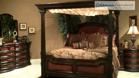 lacks grand masterpiece 4 pc king bedroom set furniture