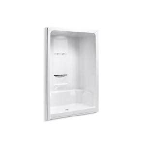 Home Depot Shower Stalls by Kohler Sonata 60 In X 36 In X 90 In Shower Stall In